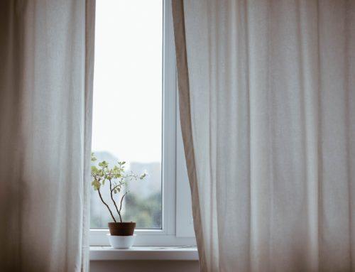 Consejos para lavar las cortinas.