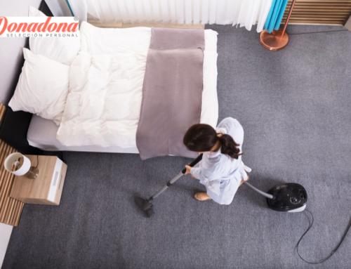 Consejos para organizar la jornada de una empleada del hogar