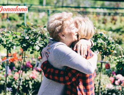 ¿Qué hace una buena cuidadora interna para mayores?