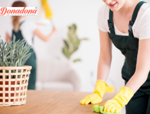 Contratar a una empleada del hogar: ¿necesito una empleada externa o interna?