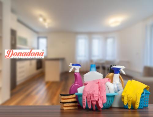 Consejos básicos para limpiar después de fiestas