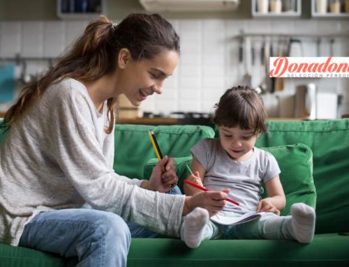 Las ventajas de contratar a una nanny para tu peque